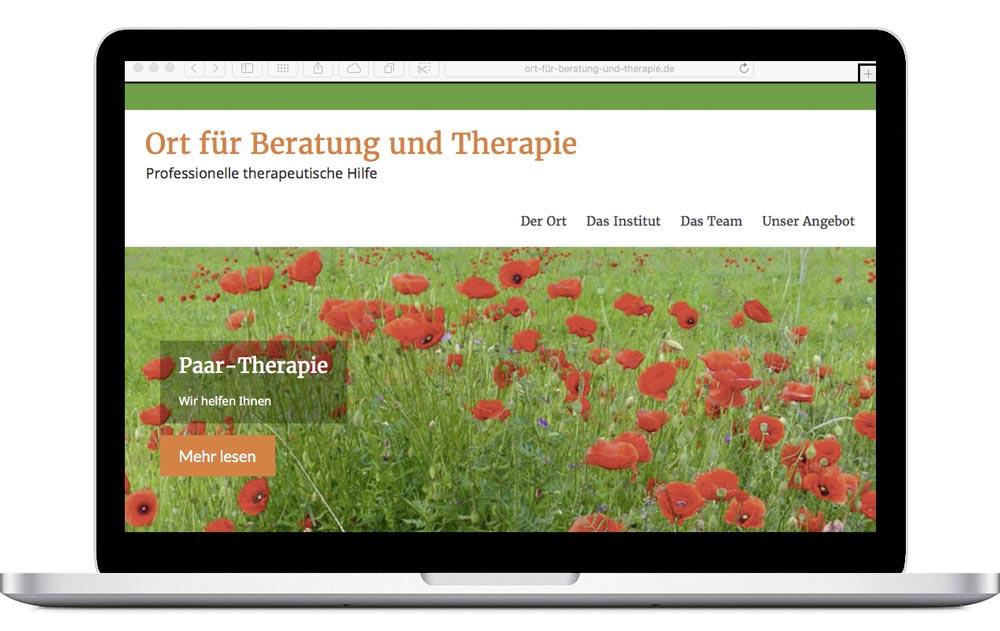 Website in WordPress