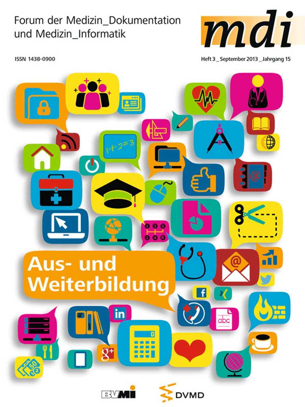 Zeitschrift für Forum der Medizin_Dokumentation und Medizin_Informatik